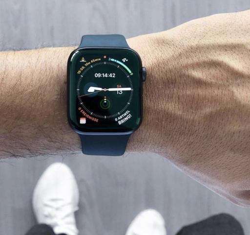 Apple watch séries 4, garantia de um ano