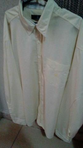 Camisa social masculina original brooksfield gg