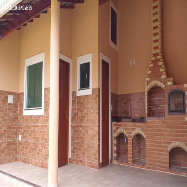 Casa linear 134m2 3qto 1suit.casa linear, nova, 134 m² de