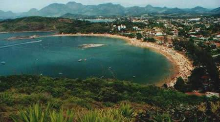 Cobertura praia guarapari / setiba frente mar