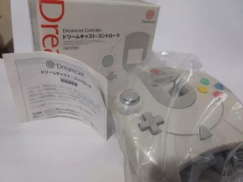 Controle japonês sega dreamcast original bomestado