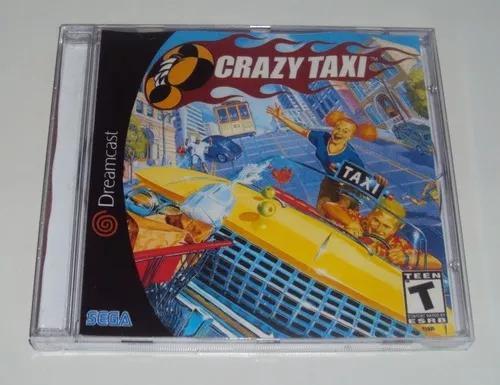 Crazy taxi original americano para dreamcast