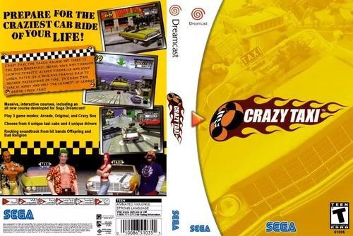 Dreamcast crazy taxi