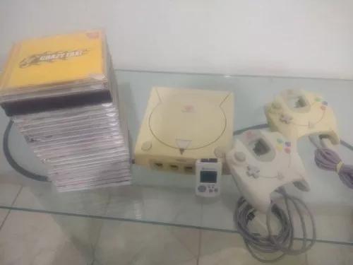 Dreamcast japonês 22 jogos originais japoneses