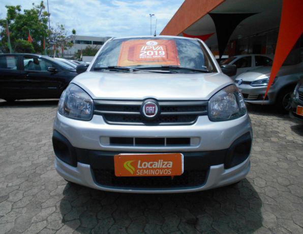 Fiat uno drive 1.0 flex 6v 5p gasolina/álcool manual
