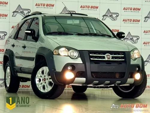 Fiat palio adventure 1.8 locker flex dualogic 5p