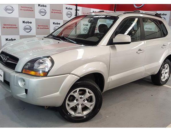 Hyundai tucson 2.0 16v aut. gasolina automático