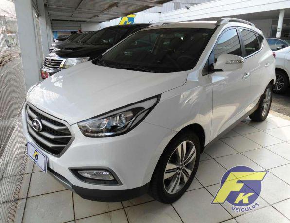 Hyundai ix35 gls 2.0 16v 2wd flex aut. flex - gasolina e