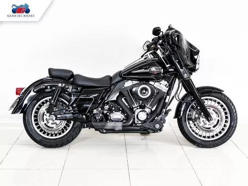 Harley-davidson ultra electra glide classic customizada