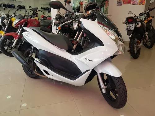 Honda pcx 150 2015 branca 16000 km