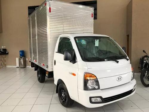 Hyundai hr 2.5 0km 2020 baú carga seca