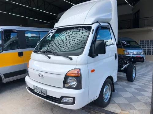 Hyundai hr 2.5 chassi 2014 baú novo