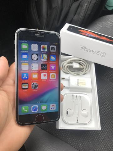 Iphone 6s 32gb cinza espacial / ótimo estado