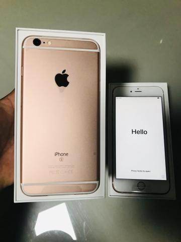Iphone 6s plus 32gb novos / 1 ano de garantia