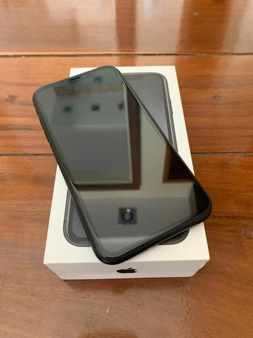 Iphone xr 128gb preto em perfeito estado