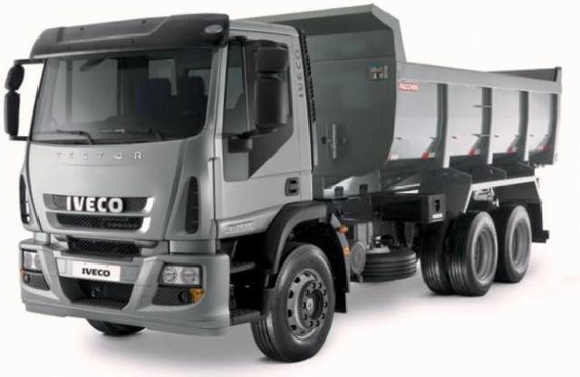 Iveco tector 240 e 28 6x2 2p diesel - 2010