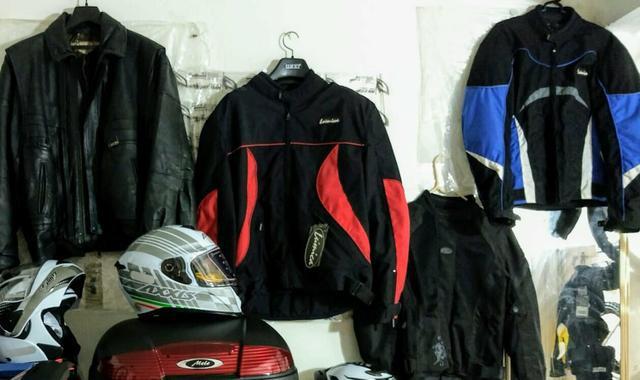 Jaqueta de motociclista