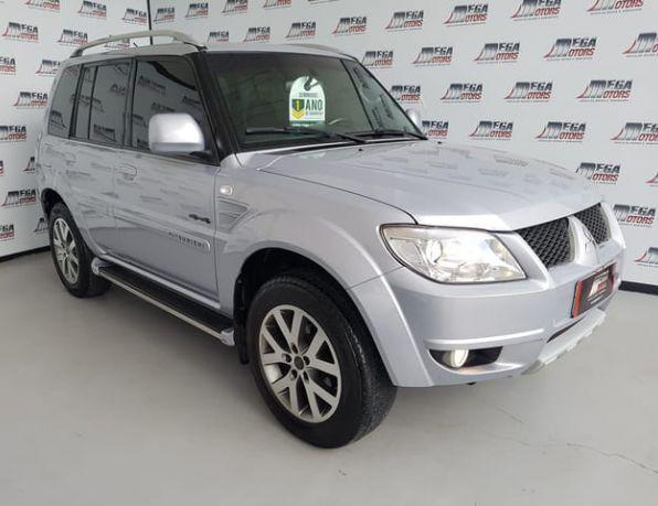 Mitsubishi pajero tr4 2.0 flex 16v 4x2 aut. flex - gasolina