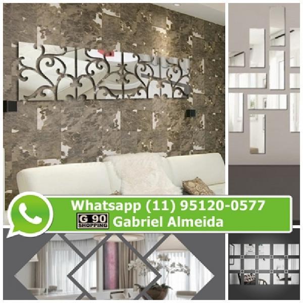 Mosaico de acrilico decorativo