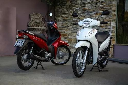 Motos Honda Biz 110i