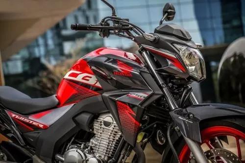 Motos honda cb 250f twister