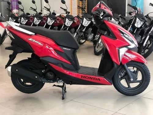 Motos honda elite 125
