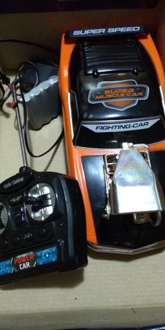 Mustang de controle remoto