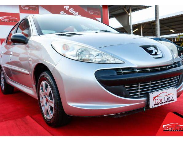 Peugeot 207 sed. passion xr sport 1.4 flex 8v 4p flex -