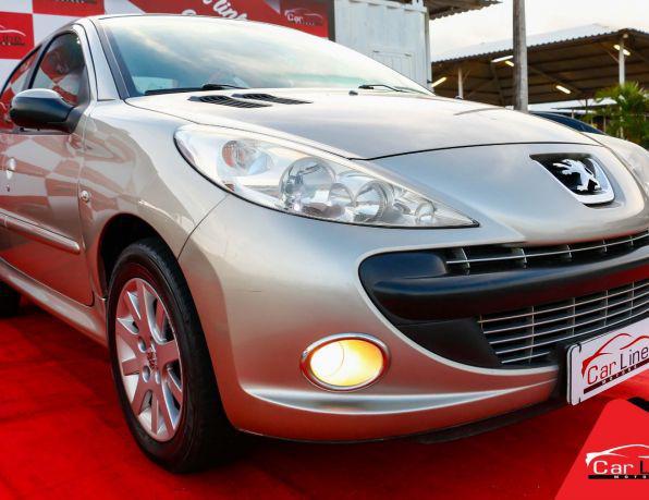 Peugeot 207 sedan passion xs 1.6 flex 16v 4p