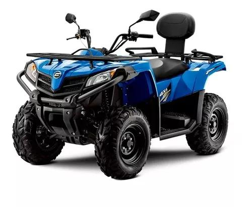 Quadriciclo 4x4 c force 450l