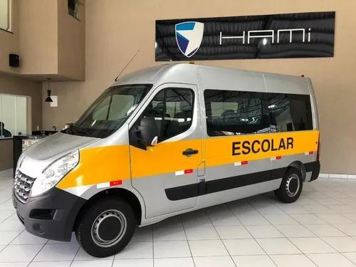 Renault master 0km escolar 20 lug