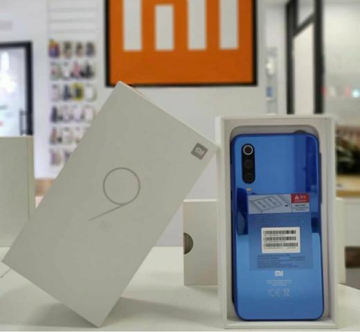 Smartphone xiaomi mi9 se 128/6 lacrado (gobal)