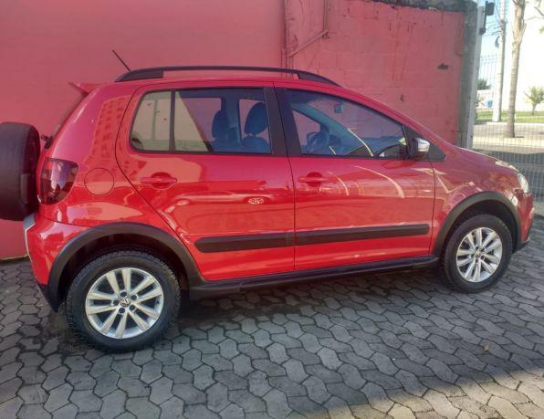 Volkswagen crossfox i motion 1.6 mi t. flex 8v 5p flex -