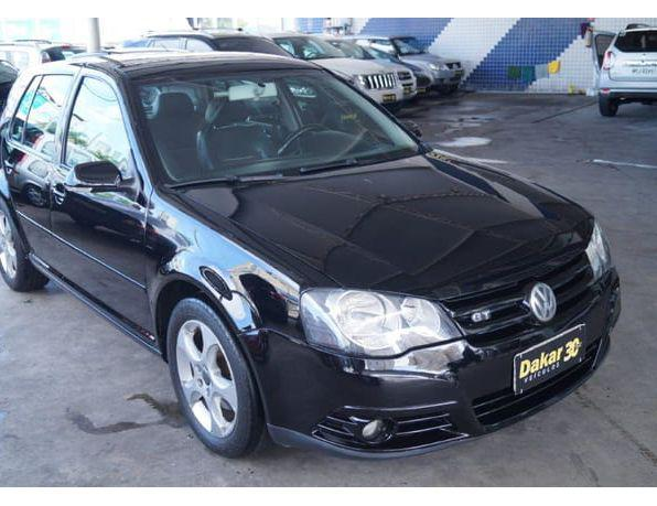 Volkswagen golf gt 2.0 mi t. flex 8v 4p tiptronic flex -