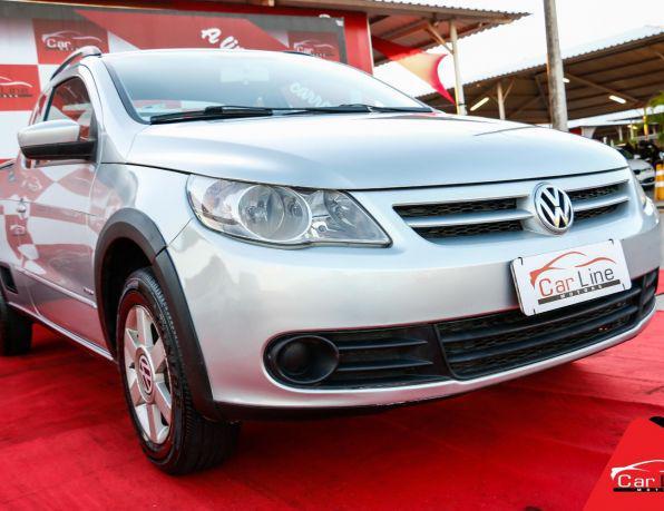 Volkswagen saveiro 1.6 mi total flex 8v ce flex - gasolina e