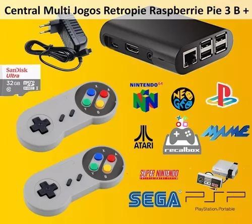 Video game retro - nintendo 64, dreamcast, ps1 e +