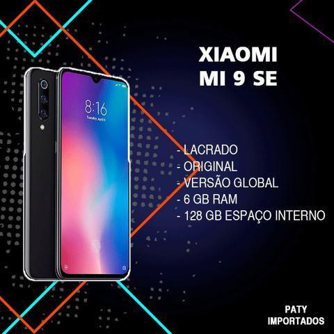 Xiaomi mi 9 se // 128 gb // pronta entrega // versão global