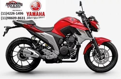 Yamaha - nova fz25 fazer 250 abs - 2020 s