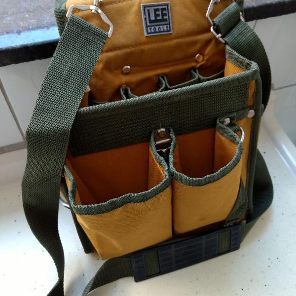 Bolsa para ferramentas com 20 bolsos