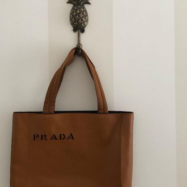 Bolsa vintage prada original