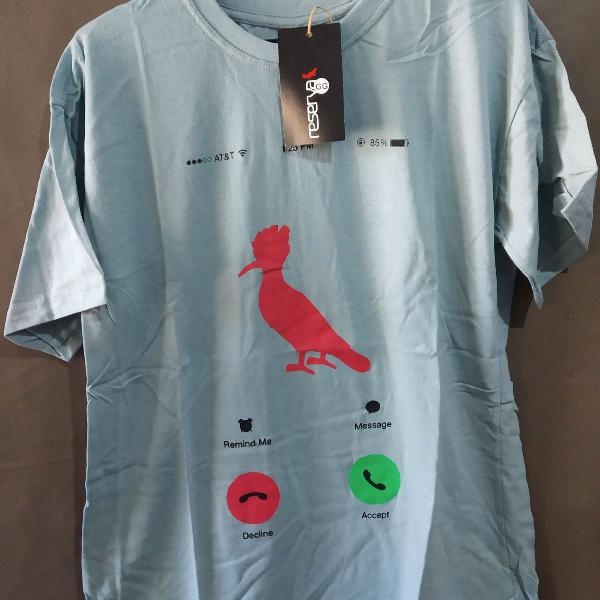 Camisa masculina tamanho gg.