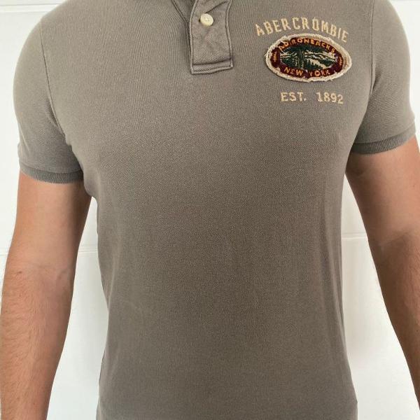 Camisa polo abercrombie