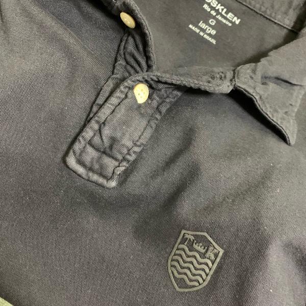 Camisa polo osklen original