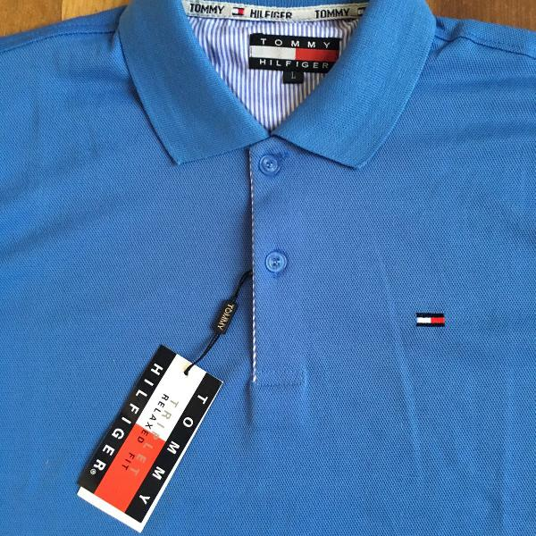 Camisa polo tommy hilfiger (nova)