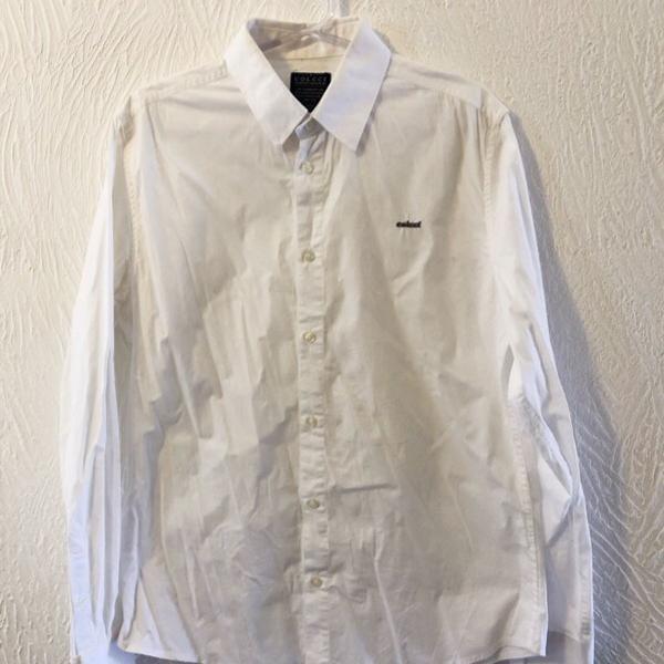 Camisa social colcci branca
