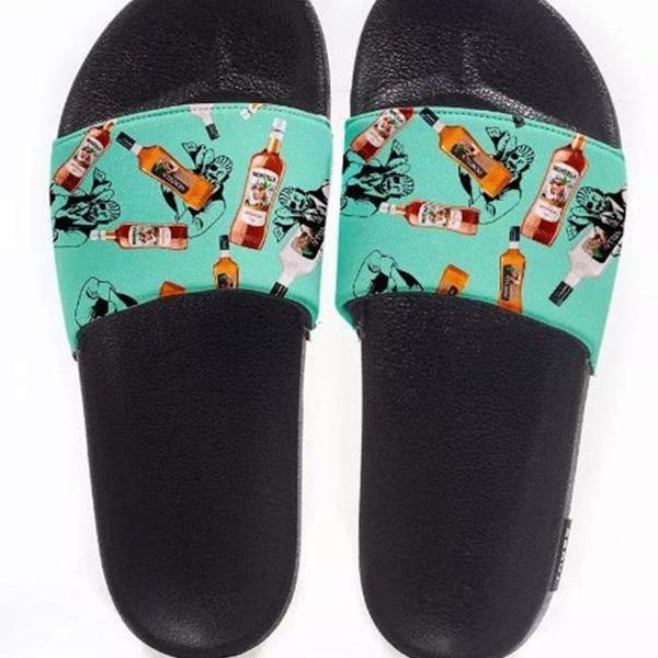 Chinelo slide slide sandalia unissex top
