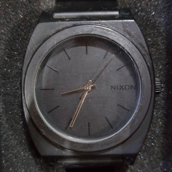 Relógio nixon time teller p