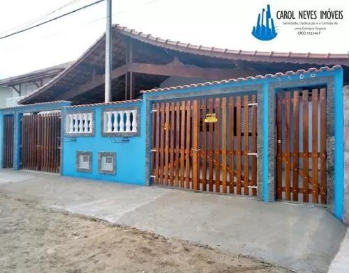 3519 - casa 2 dormitórios 1 suite jd praia grande mongaguá
