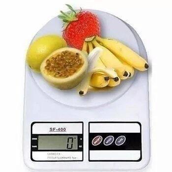 Balança digital de cozinha de 10kg