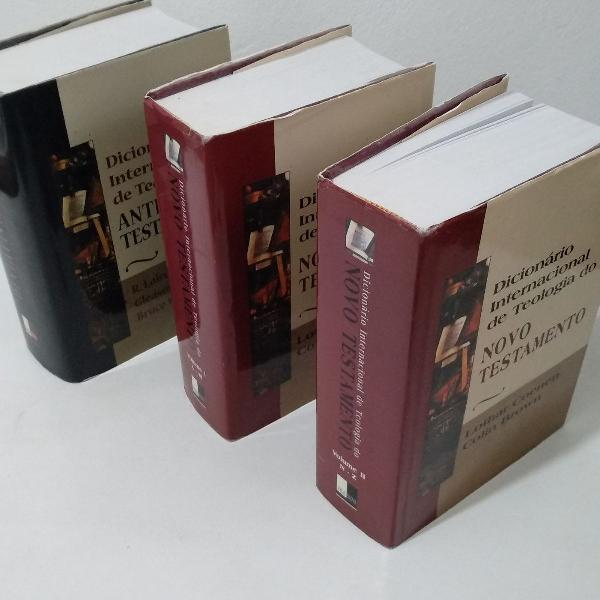 Dicionários de teologia